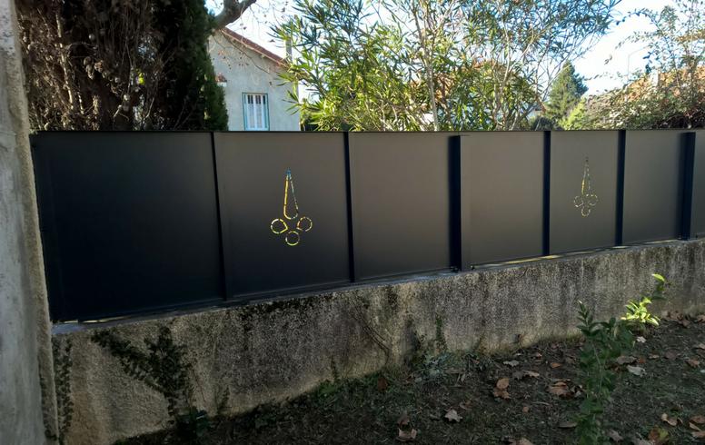 Installation De Brises Vue Et Claustras En Drôme Ardèche Sg