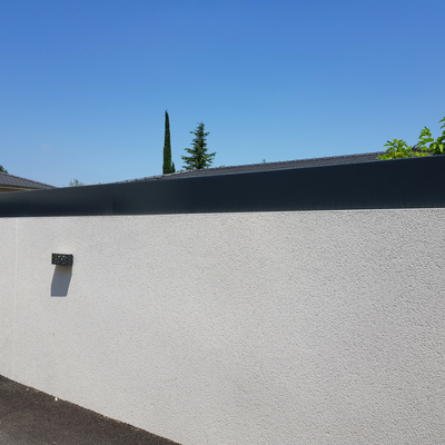 Brise-vue en aluminium- Valence