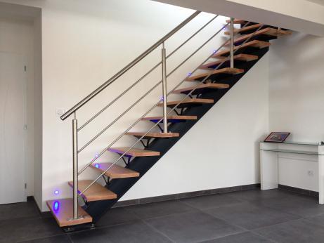 Découvrez nos escaliers