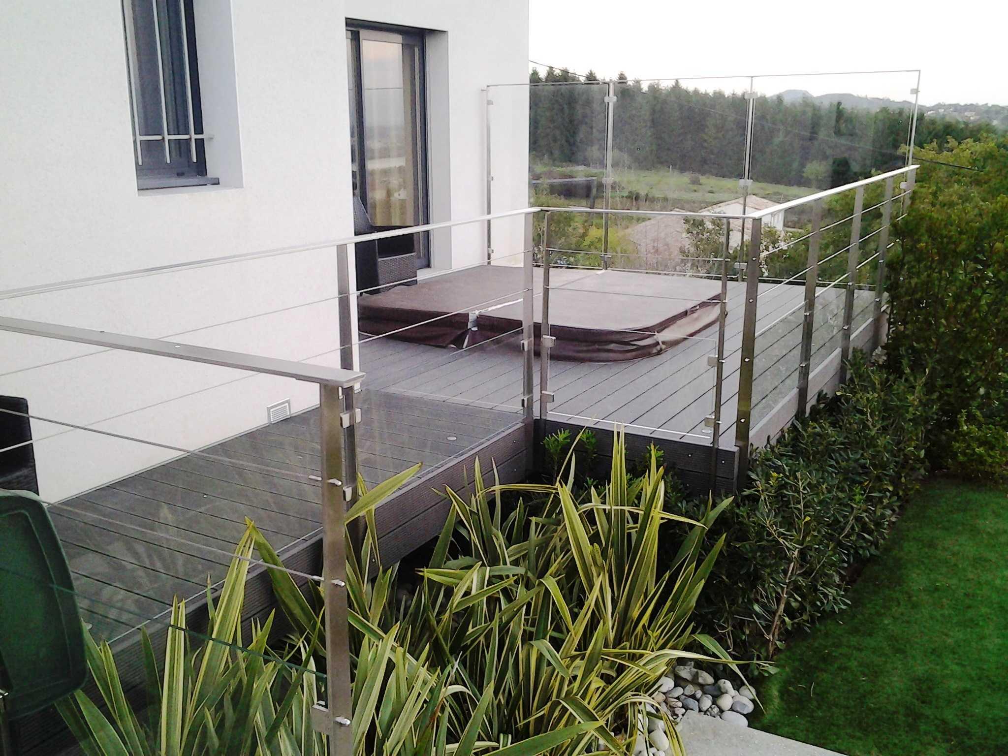 habillage terrasse affordable carrelage sol extrieur terrasse with habillage terrasse gallery. Black Bedroom Furniture Sets. Home Design Ideas