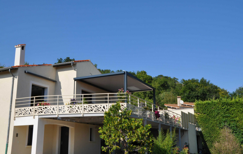 Installation De Terrasses Dans La Drôme Et En Ardèche Sg