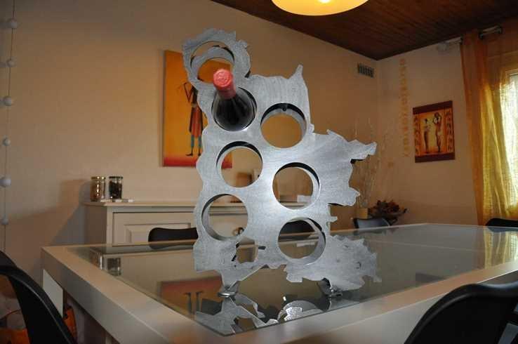Porte-bouteille design